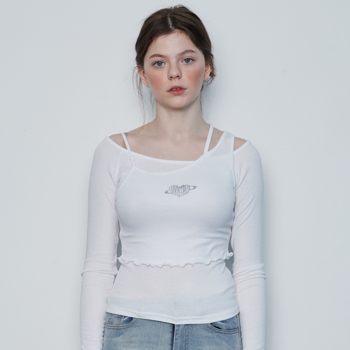 IN LAYERED SET(WHITE)